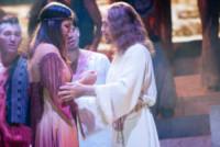 Gloria Miele, Ted Neeley - Palermo - 10-09-2014 - Ted Neeley indossa i panni di Gesù 40 anni dopo