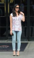 Olivia Munn - New York - 12-09-2014 - Questo autunno copriamoci, ma sveliamo le caviglie
