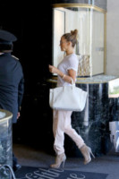 Jennifer Lopez - Los Angeles - 11-09-2014 - Quest'autunno, le celebrity vanno… in bianco!