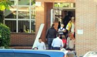 Re Filippo VI di Spagna, Letizia Ortiz - Madrid - 12-09-2014 - Star come noi: quando la school run è