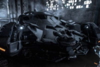 Batman, Ben Affleck - 12-09-2014 - Batman v Superman: ecco la Batmobile
