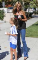 Heidi Klum - Los Angeles - 13-09-2014 - Star come noi: d'estate non possono fare a meno di un gelato