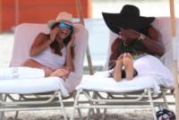 Eva Longoria, Serena Williams - Miami - 13-09-2014 - Eva Longoria e Serena Williams: un'amicizia da sballo