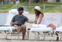 Antonio Baston, Eva Longoria - Miami - 13-09-2014 - Eva Longoria e Serena Williams: un'amicizia da sballo