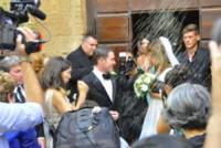 Brian Perri, Elisabetta Canalis - Alghero - 13-09-2010 - Elisabetta Canalis ha sposato Brian Perri