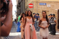 Alghero - 14-09-2014 - Elisabetta Canalis ha sposato Brian Perri