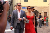 Parenti Brian Perri - Alghero - 14-09-2014 - Elisabetta Canalis ha sposato Brian Perri
