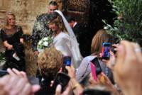 Elisabetta Canalis - Alghero - 14-09-2014 - Elisabetta Canalis ha sposato Brian Perri