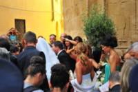 Brian Perri, Elisabetta Canalis - Alghero - 14-09-2014 - Elisabetta Canalis ha sposato Brian Perri