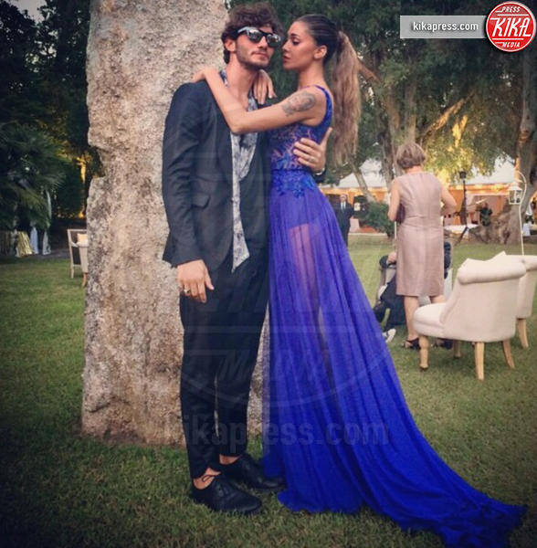 Stefano De Martino, Belen Rodriguez - 13-09-2014 - Elisabetta Canalis ha sposato Brian Perri