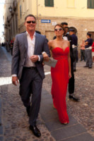 Alghero - 15-09-2014 - Elisabetta Canalis ha sposato Brian Perri