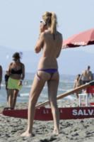 Sveva Alviti - Ostia - 15-09-2014 - Sveva Alviti è ormai una habituè del topless