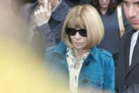 Anna Wintour - Milano - 17-09-2014 - MFW: c'è Kate Moss e la folla va in delirio