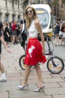 Chiara Ferragni - Milano - 17-09-2014 - Vuoi essere vincente? Vestiti di rosso