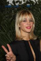 Clizia Incorvaia - Milano - 17-09-2014 - Guendalina Canessa: c'è del feeling con il pappagallo