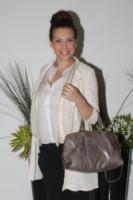 Amalia Rosetti - Milano - 17-09-2014 - Guendalina Canessa: c'è del feeling con il pappagallo