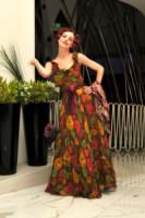 Ospite - Milano - 18-09-2014 - Guendalina Canessa: c'è del feeling con il pappagallo