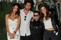 Joshua Fenu - Milano - 18-09-2014 - Guendalina Canessa: c'è del feeling con il pappagallo