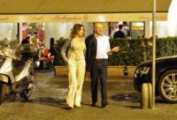 Alessandro Sallusti, Daniela Santanchè - Roma - 17-09-2014 -  Santanchè e  Sallusti, tete-a-tete dal Bolognese