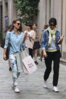 Nina Senicar - Milano - 18-09-2014 - Da Torino con furore: le Superga sono le scarpe delle star