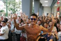 fans - Casoria - 18-09-2014 - Il bagno di folla di Cristian e Tara di Uomini e Donne