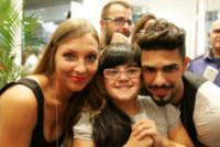 Tara Gabrieletto, Cristian Galella - Casoria - 18-09-2014 - Il bagno di folla di Cristian e Tara di Uomini e Donne