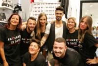 Tara Gabrieletto, Cristian Galella, fans - Casoria - 18-09-2014 - Il bagno di folla di Cristian e Tara di Uomini e Donne