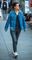 Katie Holmes - New York - 18-09-2014 - Il jeans, capo passepartout, è il must dell'autunno