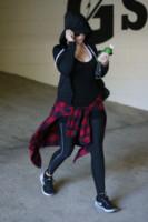 Khloe Kardashian - Los Angeles - 18-09-2014 - Le celebrity giocano a nascondino con i paparazzi