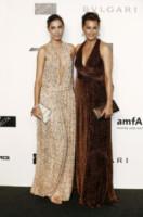 Amber Le Bon, Yasmin Le Bon - Milano - 20-09-2014 - Alessandra e le altre: la bellezza è a Milano per l'amfAR