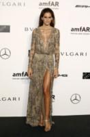 Izabel Goulart - Milano - 20-09-2014 - Alessandra e le altre: la bellezza è a Milano per l'amfAR