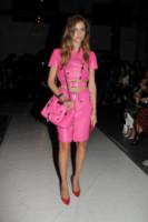 Missoni, Chiara Ferragni - Milano - 19-09-2014 - La rivincita delle bionde in rosa shocking: le vip sono Barbie!