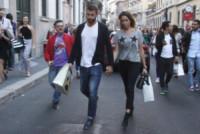 Maddalena Nullo, Andrea Barzagli - Milano - 20-09-2014 - Star come noi: la coppia ha bisogno dei suoi spazi