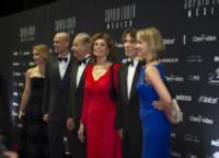 Carlo Ponti Jr, Carlos Slim, Edoardo Ponti, Sophia Loren - Città del Messico - 20-09-2014 - Sophia Loren, ottant'anni leggendari dal sapore latino