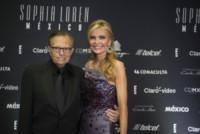 Larry King - Città del Messico - 20-09-2014 - Sophia Loren, ottant'anni leggendari dal sapore latino