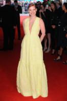 Jessica Chastain - Londra - 21-09-2014 - Festa della donna? Quest'anno la mimosa indossala!