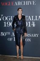 Nieves Alvarez - Milano - 22-09-2014 - Le gambe: elementi di fascino da ostentare anche d'inverno