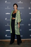 Margherita Missoni - Milano - 22-09-2014 - Top Crop & company: pancini al vento sul red carpet