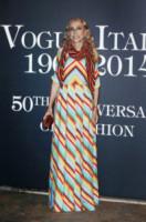 Franca Sozzani - Milano - 22-09-2014 - Sarà presentato a Venezia il film sulla vita di Franca Sozzani