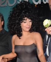 Lady Gaga - Brussels - 23-09-2014 - La provocazione delle vip, mettere in mostra tutto (o quasi)
