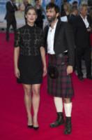 Rosamund Pike, David Tennant - Londra - 22-09-2014 - Uomini con le gonne: ecco i più sexy in kilt!