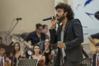 Francesco Renga - Roma - 22-09-2014 - #tuttiascuola: Giorgio Napolitano riapre le scuole italiane