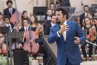 Enrico Brignano - Roma - 22-09-2014 - #tuttiascuola: Giorgio Napolitano riapre le scuole italiane