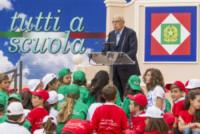 Giorgio Napolitano - Roma - 22-09-2014 - #tuttiascuola: Giorgio Napolitano riapre le scuole italiane
