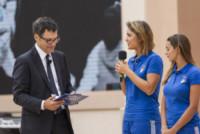 Fabrizio Frizzi - Roma - 22-09-2014 - #tuttiascuola: Giorgio Napolitano riapre le scuole italiane