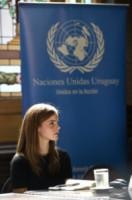 Emma Watson - Montevideo - 17-09-2014 - Donne per un mondo migliore: Victoria Beckham ambasciatrice ONU
