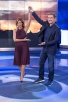 Marco Liorni, Cristina Parodi - Roma - 23-09-2014 - La Vita in diretta, addio Cristina Parodi, ecco chi al suo posto