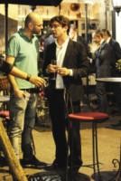 Riccardo Scamarcio, Abel Ferrara - Roma - 24-09-2014 - Riccardo Scamarcio corteggia i grandi del cinema Usa
