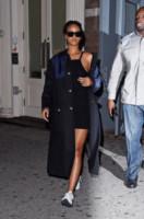 Rihanna - New York - 23-09-2014 - Le gambe: elementi di fascino da ostentare anche d'inverno