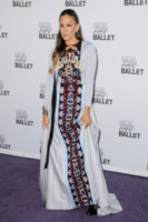 Sarah Jessica Parker - Manhattan - 24-09-2014 - Balze, fiocchi e gonnelloni: un red carpet da far west!